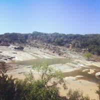 Photo taken at Pedernales Falls State Park by Lazy S. on 5/29/2012