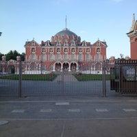 Photo taken at Petroff Palace by Dmitry Pavlovsky on 7/29/2012