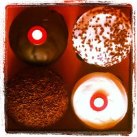 Photo taken at Sprinkles Cupcakes by ari on 7/4/2012