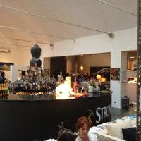 Photo taken at Milano Lounge Cafè by Marcello M. on 6/9/2012