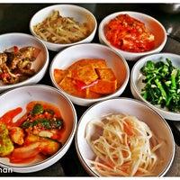 Photo taken at Koreana by Sangria W. on 6/9/2012