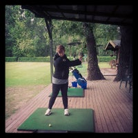 Photo taken at Olympic Golf Club by Krzysztof K. on 5/13/2012