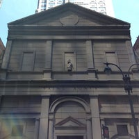 Photo taken at Church of Saint Agnes by Jerry S. on 8/13/2012
