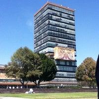 Das Foto wurde bei UNAM Las Islas von Daniela A. am 3/1/2012 aufgenommen