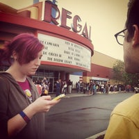 Photo taken at Regal Cinemas Henrietta 18 by Andrew R. on 8/10/2012
