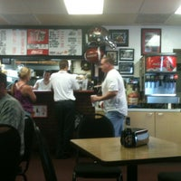 Photo taken at Philly's Best Cheesesteak House by Luanne S. on 9/10/2012
