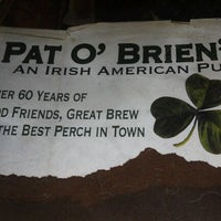 Photo taken at Pat O'Brien's by Kevin S. on 2/5/2012