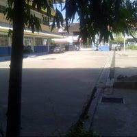 Photo taken at SMA Kristen Immanuel by Anton M. on 7/28/2012