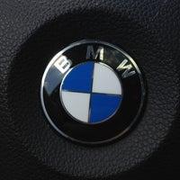 Photo taken at Plaza BMW by Craig on 4/26/2012
