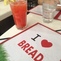 Photo taken at Bread by emma t. on 6/22/2012