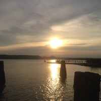Photo taken at NY Waterway Ferry Terminal Ossining by Sharon M. on 7/6/2012