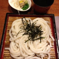Photo taken at 日本料理 寅屋 by Walker W. on 8/20/2012