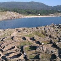 Castro de baro a historic site in porto do son - Construcciones benjoal ...