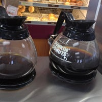 Photo taken at Dunkin' Donuts by Daniella Veras @. on 4/28/2012