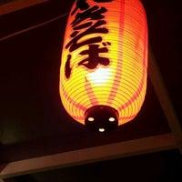Photo taken at Porque Sim - Yakitori House by Vanessa D. on 4/8/2012