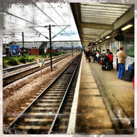 "Photo taken at Peterborough Railway Station (PBO) by Eric ""TipSquirrel"" R. on 6/10/2012"