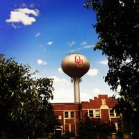 Photo taken at University of Oklahoma by University of Oklahoma on 7/3/2012