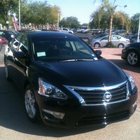 Photo taken at AutoNation Nissan Tempe by Michael T. on 7/5/2012