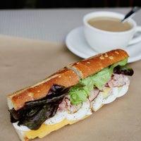 Photo taken at Iris Cafe by scott .. on 2/25/2012