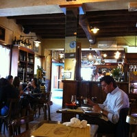 Photo taken at Caffe' Della Posteria by Mirko G. on 5/8/2012
