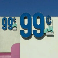 Photo taken at 99 Cents Only Stores by Ferez K. on 6/20/2012