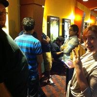 Photo taken at Cineplex Cinemas Courtney Park by Daren G. on 7/21/2012