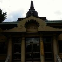 Photo taken at 金峰寺 by maknak on 8/11/2012