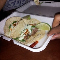 Photo taken at Endless Summer Taco Truck by Jose M. on 7/6/2012