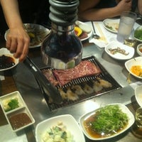 Photo taken at New Wonjo by Jenny M. on 8/30/2012