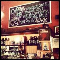 Das Foto wurde bei Dark Matter Coffee (Star Lounge Coffee Bar) von Grace F. am 6/1/2012 aufgenommen