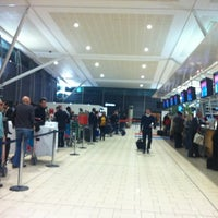 Photo taken at Brisbane Airport International Terminal by Anna V. on 5/25/2012