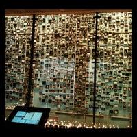 Foto tomada en Museo de la Memoria y los Derechos Humanos por Gonzalo G. el 6/2/2012