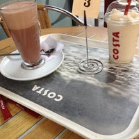 Photo taken at Costa Coffee by Becky W. on 9/6/2012