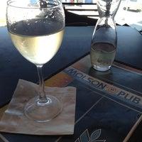Photo taken at Molson Pub by Billois A. on 8/3/2012