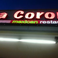 Photo taken at La Corona by Shu Shu M. on 9/7/2012