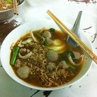 Photo taken at Mama Fa Thani by Dheeranandhorn R. on 2/18/2012