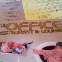 Photo taken at The Office Restaurant & Lounge by Glenn H. on 8/17/2012