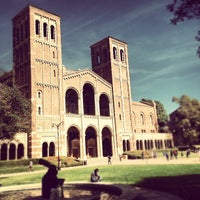 Photo taken at UCLA Royce Hall by Tim B. on 2/22/2012