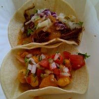 Photo taken at Toloache Taqueria by Sofia T. on 8/2/2012