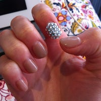 Photo taken at Sensual Nails Spa by Vivien S. on 6/23/2012