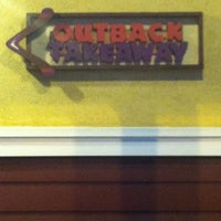 Photo taken at Outback Steakhouse by Becky on 7/24/2012