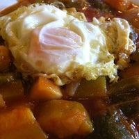 Photo taken at Restaurante La Isla de Peñalara by Juan M. on 4/7/2012
