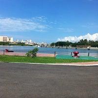 Photo taken at Embarcadero Marina Vallarta by Oliver p. on 8/23/2012
