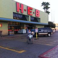 Photo taken at H-E-B by Jim Bob S. on 5/1/2012