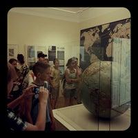 Photo taken at Magyar Földrajzi Múzeum by Maria N. on 6/9/2012