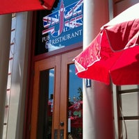 Photo taken at Union Jack Pub & Restaurant by Nicole S. on 6/23/2012