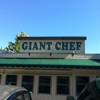 Photo taken at Giant Chef Burger by Danielle M. on 7/13/2012