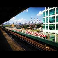 Photo taken at Long Island City, NY by Kash G. on 9/1/2012