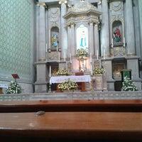 Photo taken at Templo de San Francisco by Carmen O. on 8/13/2012