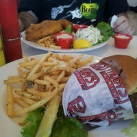 Photo taken at Ruby's Diner by Diane D. on 9/1/2012